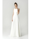 BRIDAL DRESS SKIRT TULLE WITH OPEN BACK